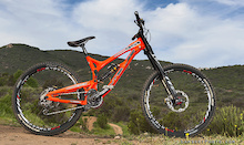 Exclusive First Ride: Intense 951 Evo – 650B DH Racer
