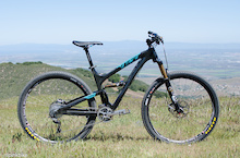 First Look: Yeti Cycles SB95 Carbon - Sea Otter 2013